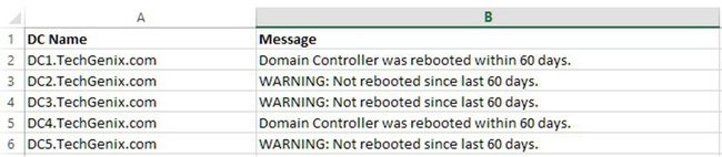 Kiểm tra thời gian hoạt động của domain controller với Powershell - Ảnh 3.