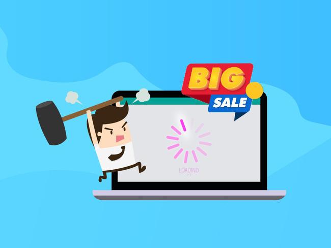 Doanh nghiệp không mở rộng website tức thì - Đừng thắc mắc vì sao khách hàng bỏ đi - Ảnh 2.