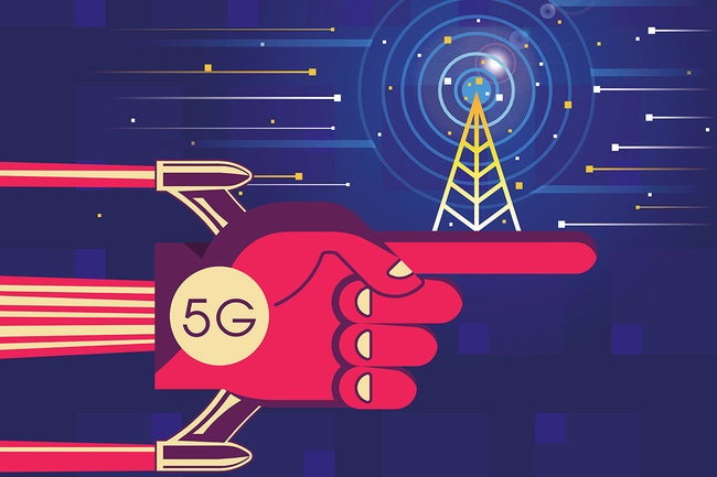 Mạng 5G và tốc độ bứt phá mạnh mẽ của tương lai - Ảnh 1.