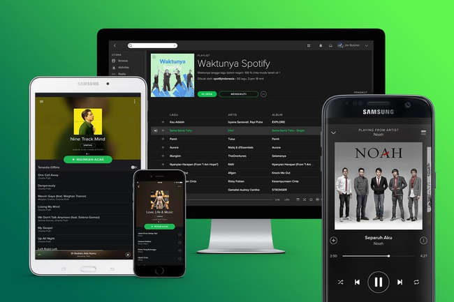 Hình ảnh phần mềm nghe nhạc - 9