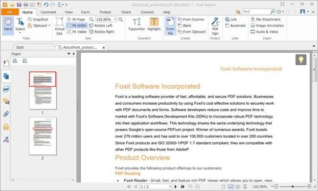 Top 7 phần mềm đọc file PDF cho Win 7, 10 miễn phí tốt nhất - Ảnh 1.