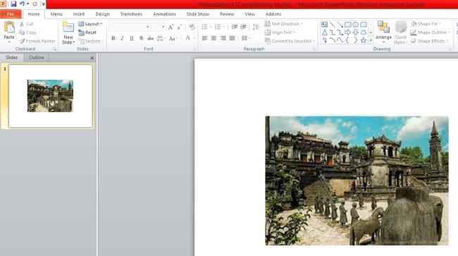 Hướng dẫn cách làm trò chơi trên PowerPoint cực đơn giản  - Ảnh 2.