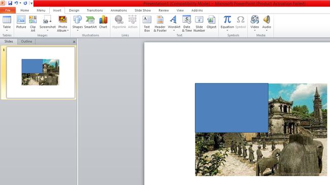 Hướng dẫn cách làm trò chơi trên PowerPoint cực đơn giản  - Ảnh 3.