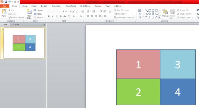 Hướng dẫn cách làm trò chơi trên PowerPoint cực đơn giản  - Ảnh 4.