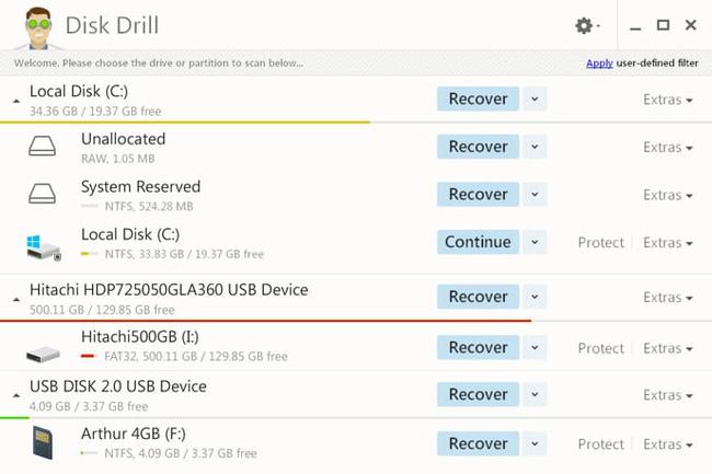 7 phần mềm hiện file ẩn trong win 7, win 10 miễn phí tốt nhất - Ảnh 2.