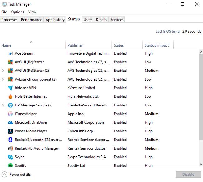 7 mẹo tăng tốc Windows 10 cực đơn giản không thể không biết - Ảnh 3.