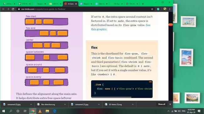 Dàn trang linh hoạt hơn với CSS Flexbox - Ảnh 6.