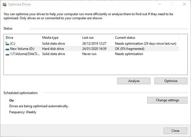 5 cách test ổ cứng máy tính trên Windows 10 mới nhất - Ảnh 1.