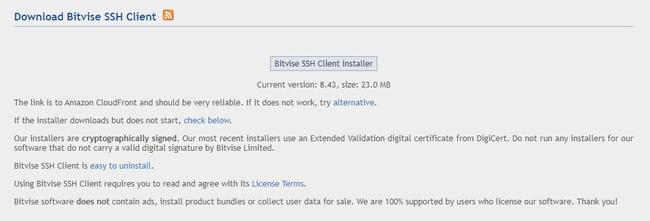 Bitvise SSH client là gì? Cài đặt và sử dụng Bitvise SSH Client để quản lý dữ liệu VPS - Ảnh 1.