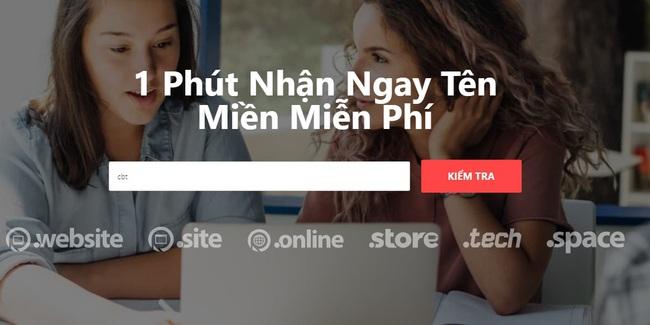 Top 6 website cung cấp tên miền miễn phí - Ảnh 1.