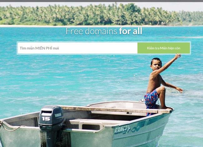 Top 6 website cung cấp tên miền miễn phí - Ảnh 5.