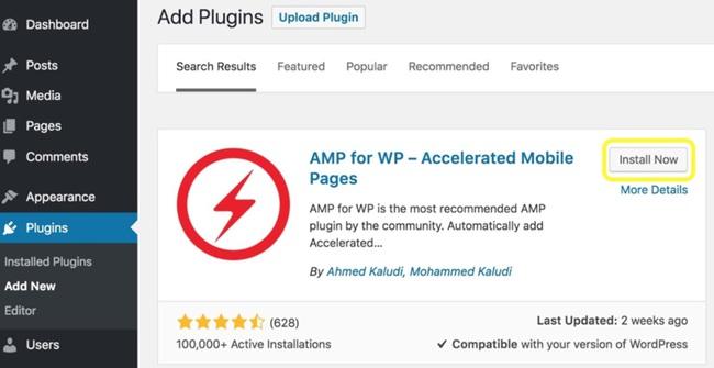 AMP là gì? Những lợi ích và cách cài đặt AMP - Ảnh 3.