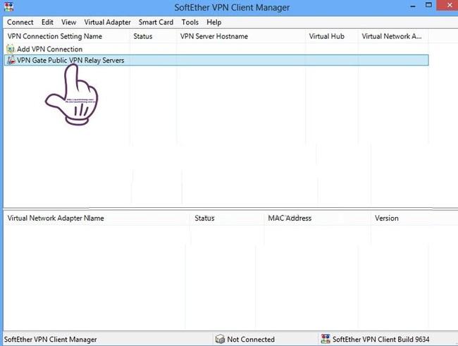 Cẩm nang sử dụng Softether VPN Client - Ảnh 12.