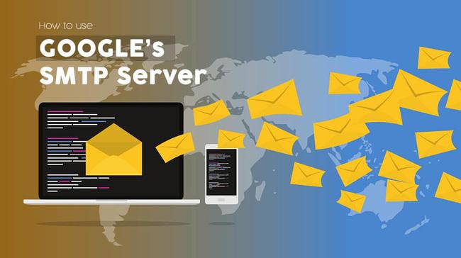 Toàn tập hướng dẫn về SMPT Server Gmail - Ảnh 2.