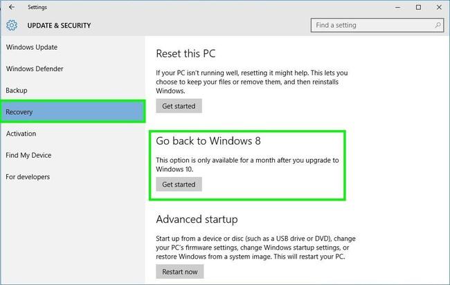 Làm thế nào để downgrade hệ điều hành windows xuống phiên bản thấp hơn? - Ảnh 1.