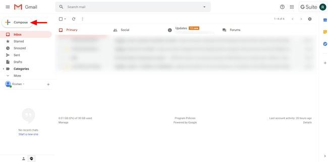 CC trong gmail là gì? Cách sử dụng các tính năng CC và BCC trong Gmail - Ảnh 1.