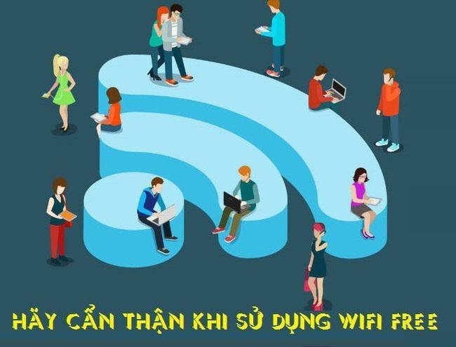 Liệu wifi công cộng, wifi miễn phí có an toàn không? - Ảnh 1.