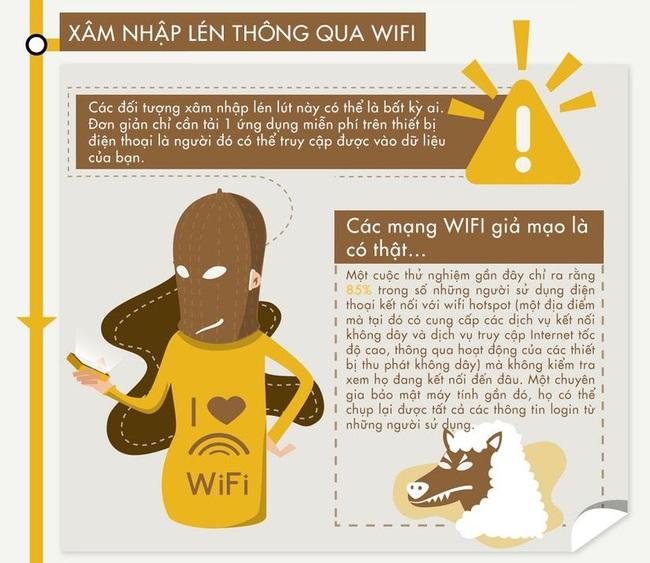 Liệu wifi công cộng, wifi miễn phí có an toàn không? - Ảnh 4.