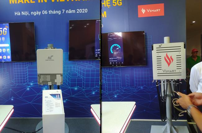 Triển lãm các nền tảng số của Việt Nam: thiết bị 5G của Viettel, Vsmart, Bizfly Cloud cùng nhiều giải pháp số mùa dịch  - Ảnh 7.