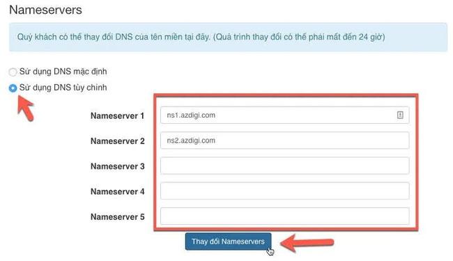 Toàn tập hướng dẫn trỏ tên miền về host - Ảnh 2.