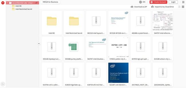 Intel bị rò rỉ 20gb dữ liệu tuyệt mật và lời cảnh báo từ Hacker - Ảnh 1.