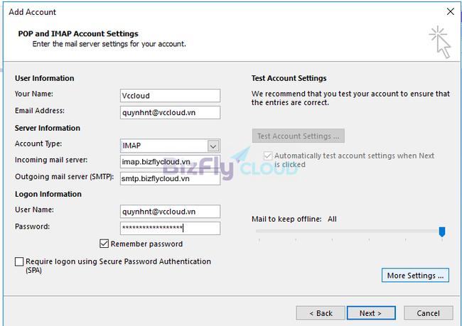 IMAP - Thuật ngữ cần biết với người dùng ứng dụng đọc email - Ảnh 1.