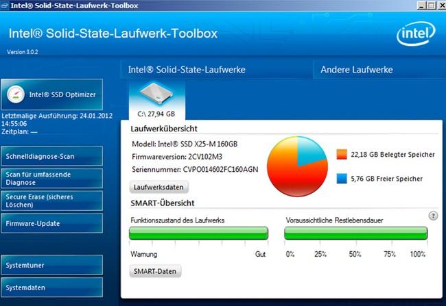 Top 11 phần mềm kiểm tra ổ cứng HDD, SSD có thể bạn chưa biết - Ảnh 11.