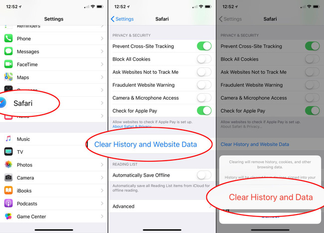 Thiếu dung lượng lưu trữ? Hãy xóa bộ nhớ đệm Iphone và tắt các tính năng không cần thiết - Ảnh 1.