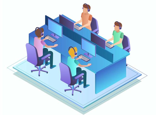 """Contact Center là gì và lợi ích không thể """"xem nhẹ"""" trong quản lý và marketing đa chiều - Ảnh 2."""