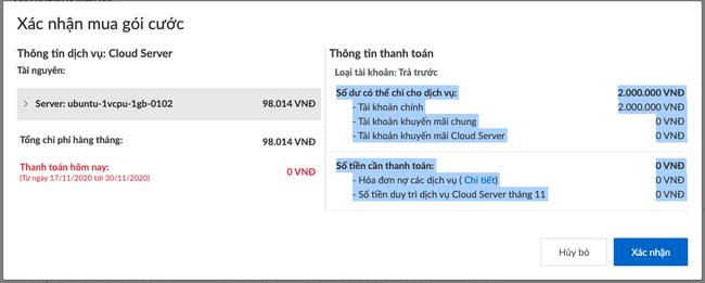 Sử dụng Node.js dễ dàng cho lập trình viên trên máy chủ ảo của BizFly Cloud - Ảnh 10.