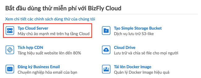 Sử dụng Node.js dễ dàng cho lập trình viên trên máy chủ ảo của BizFly Cloud - Ảnh 2.