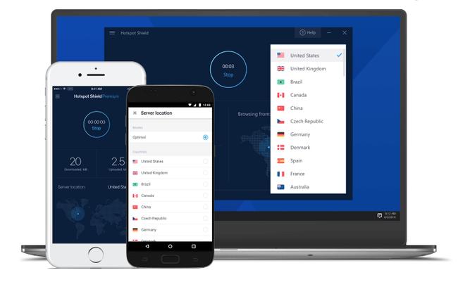 TOP 5 phần mềm VPN miễn phí an toàn và chất lượng nhất - Ảnh 1.