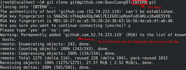 Git vs GitHub - Cách sử dụng Git cơ bản - Ảnh 18.