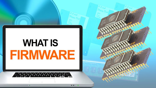 Phân biệt firmware vs software, rất cần thiết nếu muốn am hiểu về công nghệ phần mềm - Ảnh 1.