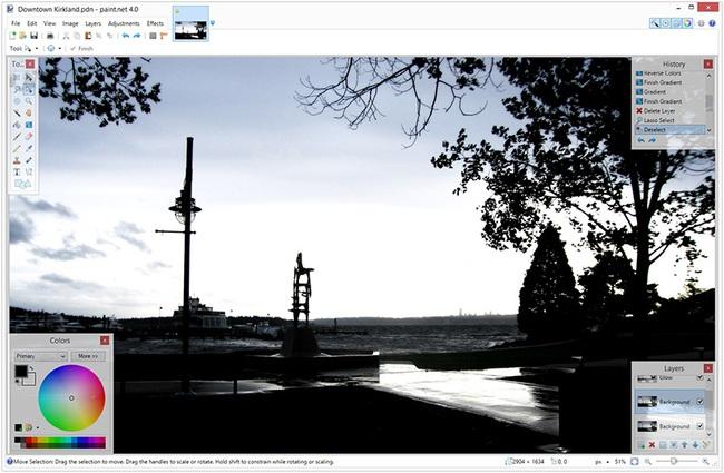 Top 10 phần mềm photoshop trên máy tính miễn phí đẹp nhất - Ảnh 4.