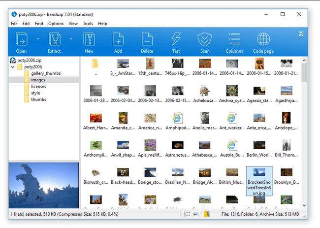 Top 5 phần mềm giải nén tốt nhất trên hệ điều hành Window - Ảnh 3.