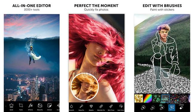 Top 12 phần mềm ghép ảnh trên điện thoại miễn phí xịn sò nhất - Ảnh 1.