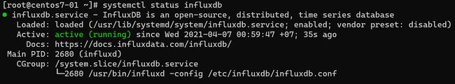 Hướng dẫn cài đặt TIG Stack trên CentOS 7 - Ảnh 1.
