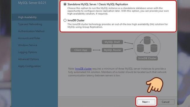 Hướng dẫn cài đặt MySQL trên hệ điều hành Windows đơn giản nhất - Ảnh 12.