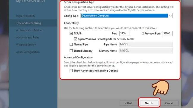 Hướng dẫn cài đặt MySQL trên hệ điều hành Windows đơn giản nhất - Ảnh 13.