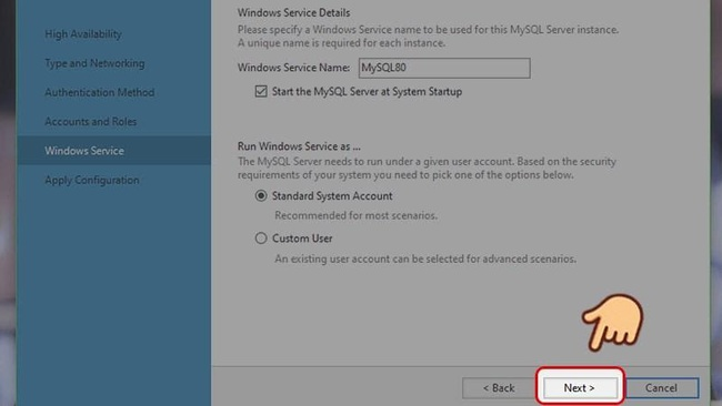 Hướng dẫn cài đặt MySQL trên hệ điều hành Windows đơn giản nhất - Ảnh 18.