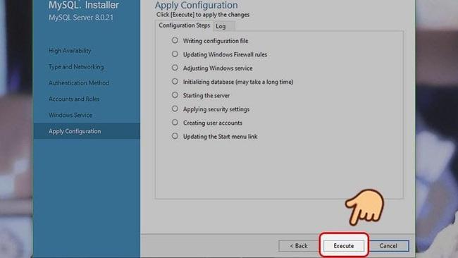 Hướng dẫn cài đặt MySQL trên hệ điều hành Windows đơn giản nhất - Ảnh 19.