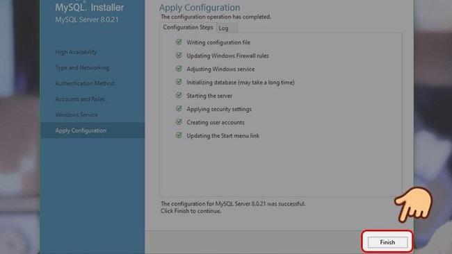 Hướng dẫn cài đặt MySQL trên hệ điều hành Windows đơn giản nhất - Ảnh 20.