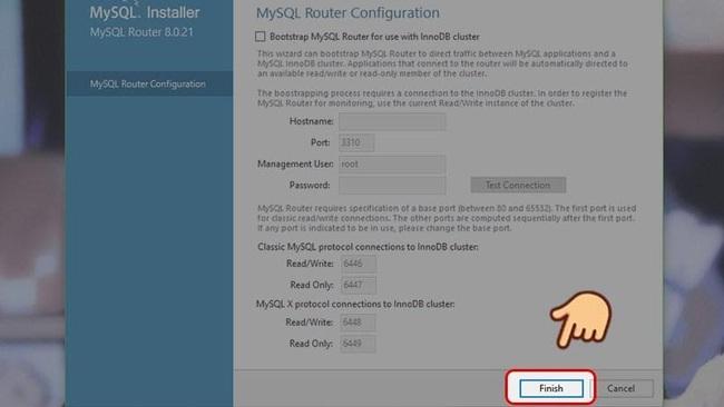 Hướng dẫn cài đặt MySQL trên hệ điều hành Windows đơn giản nhất - Ảnh 22.