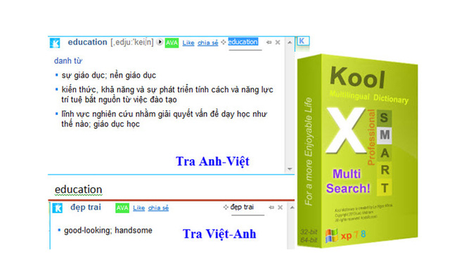 phần mềm dịch tiếng anh chuyên nghiệp - Ảnh 2.