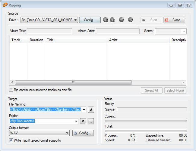 Hình ảnh phần mềm nghe nhạc - 5