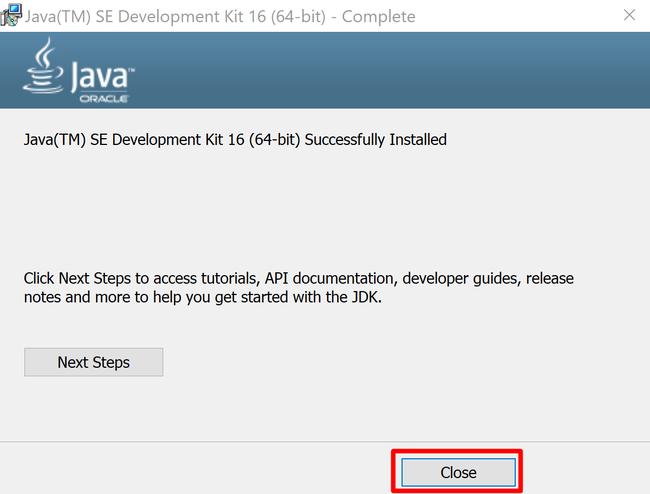 [Tự học Java] Tổng quan và hướng dẫn cài đặt Java JDK 16 mới 2021 - Ảnh 3.