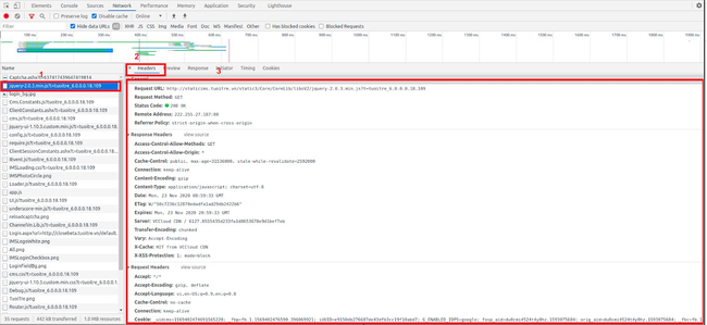 Mẹo kiểm tra website đã có CDN hay chưa trong vòng một nốt nhạc! - Ảnh 4.
