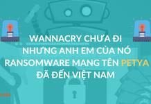 [DR.VCCLOUD] CẢNH BÁO!!! Anh em của WANACRY - Ransomware Petya đã đến Việt Nam